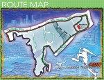 Route Map 10K across Mout Faber