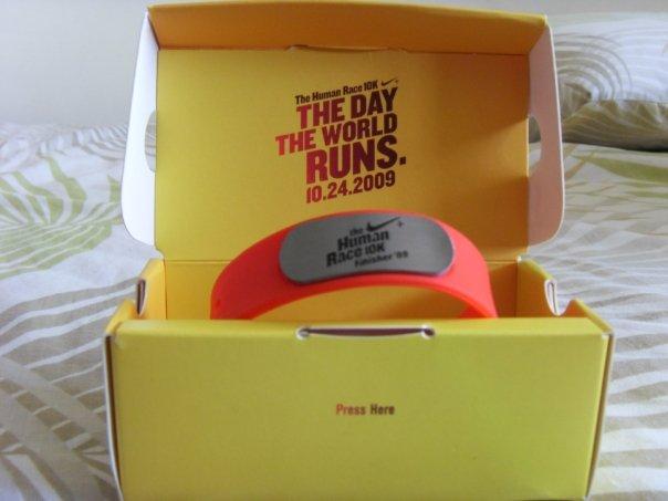 Nike Human Race 10k 2009 – The Day the World Runs! | My Running ...