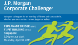 Press Release: 2013 J.P. Morgan Corporate Challenge in Singapore