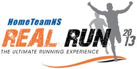 Real Run 2013 Logo