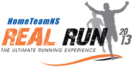 Real Run 2013 Logo