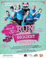 Press Release: MediaCorp Hong Bao Run 2014