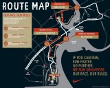 Press Release: Nike We Run SG 2013 Race Route Release