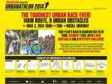 Press Release: 5th Men's Health Urbanathlon2014