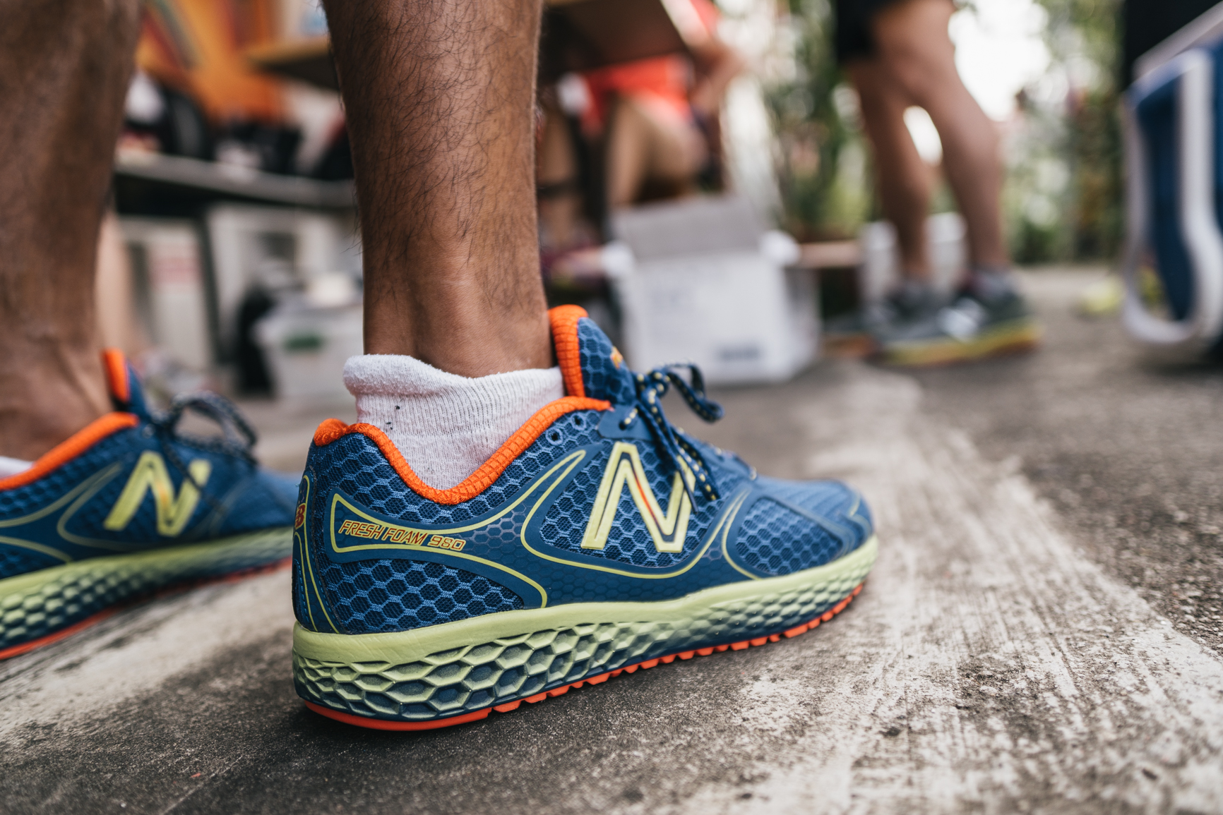 new balance 980 heel drop