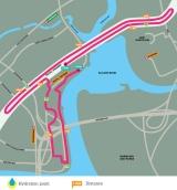 Press Release: Mediacorp Hong Bao Run race routeunveiled!