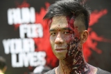 Press Release: Over 5,000 caught Zombie Fever at second edition of Run For Your Lives Singapore 2014