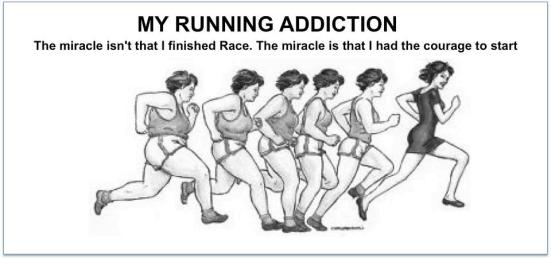 My Running Addiction