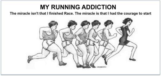 My Running Addiction