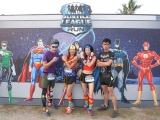 Press Release: Superman Takes Flight at the DC Justice League Run 2015