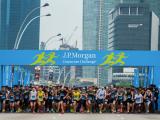 J.P. Morgan Corporate Challenge®  Attracts Capacity Crowd of 14,264Entrants