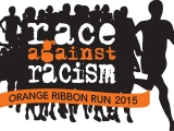 Press Release: Race Against Racism Orange Ribbon Run is Back