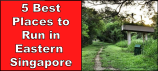 5 Best Places to Run in EasternSingapore