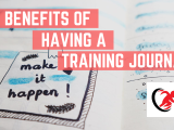 BENEFITS of having A TRAINING JOURNAL in 2020
