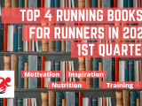 Top 4 Running Books for Runners in2020