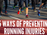5 ways of Preventing Running Injuries